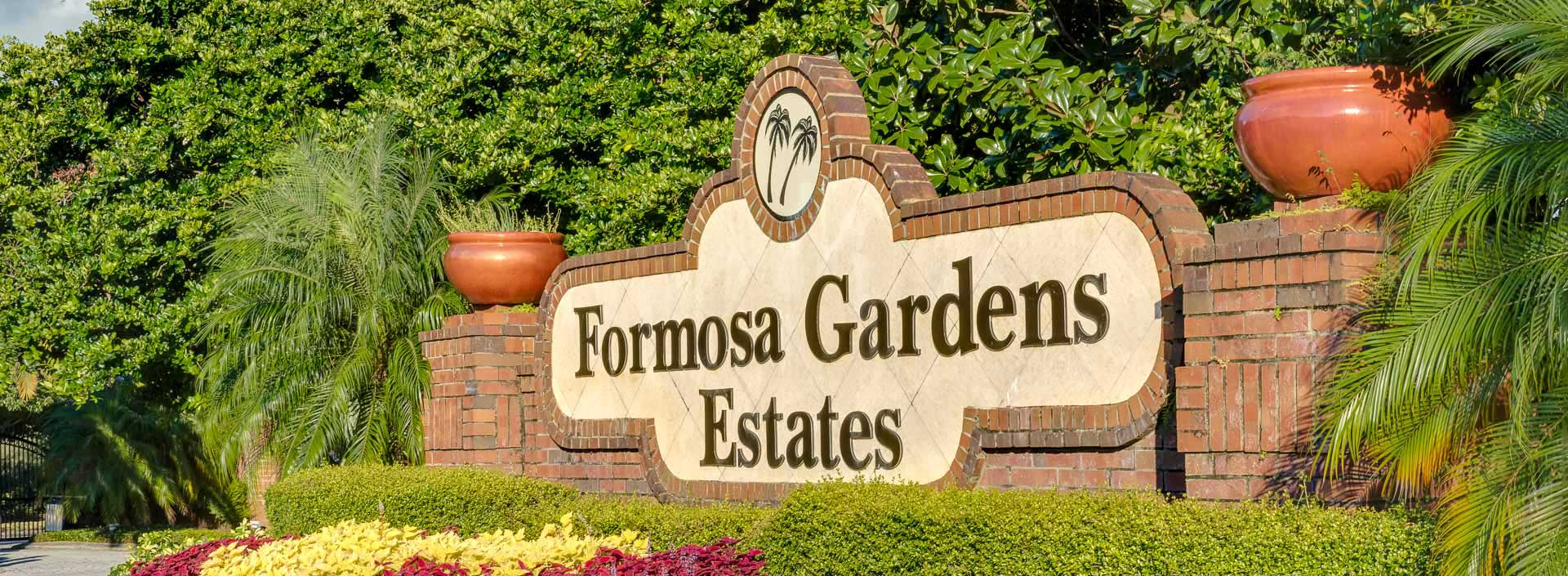 Homes For Sale In Formosa Gardens Homes For Sale Near